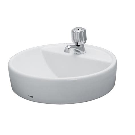 Wastafel Toto L 652 D toto vessel counter lavatory