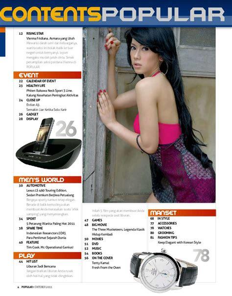 Majalah National Geographic Indonesia Oktober 2011 jual majalah popular oktober 2011 gramedia digital indonesia
