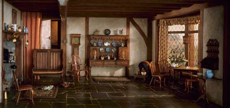 country kitchen fairbanks e 5 cottage kitchen of the period