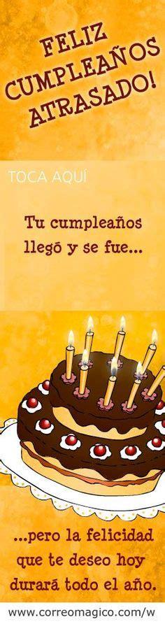 imagenes de cumpleaños para brenda cumplea 241 os feliz frases pinterest