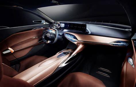 genesis  york concept interior car body design
