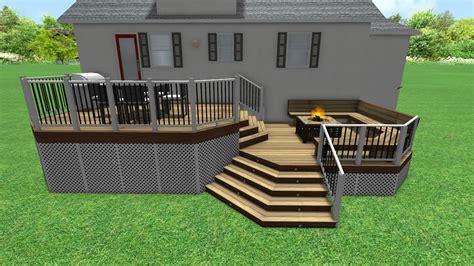 lowes deck design software design ideas
