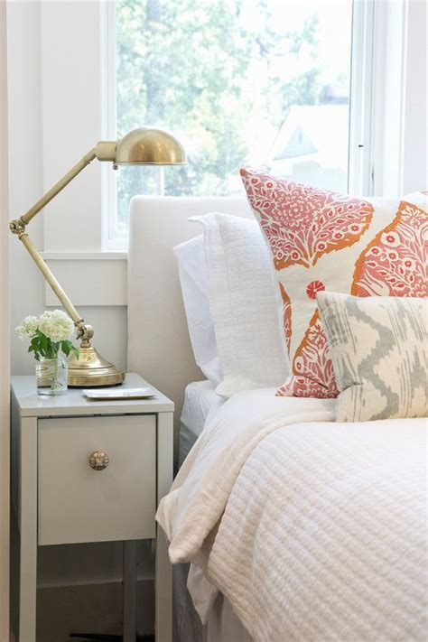 tiny nightstands  small bedrooms shelterness