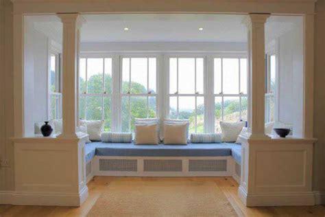 framing a window seat pencere 214 n 252 dekorasyon fikirleri