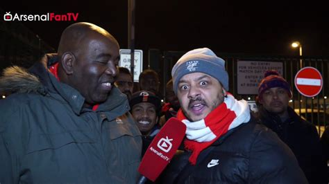 arsenal fan tv man city 2 arsenal 1 our title hopes are dead troopz