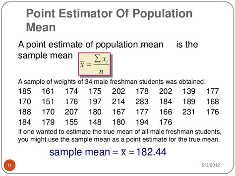 Opulous Meaning Theory Of Estimation