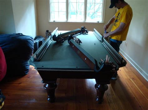 olhausen pool table disassembly pokemon go search for