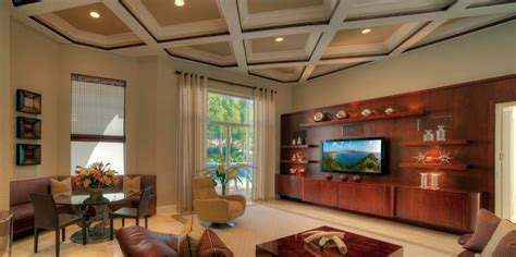 coffered wall coffered wall living room with coffered ceiling