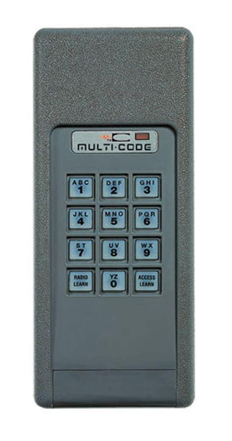 Linear Garage Door Opener Remote Keypad Image Gallery Linear Keypad