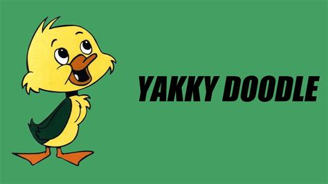 doodle duck free yakky doodle 1961 intro opening