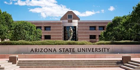Arizona State Mba Scholarship by Arizona State Earns Prestigious Scholarship