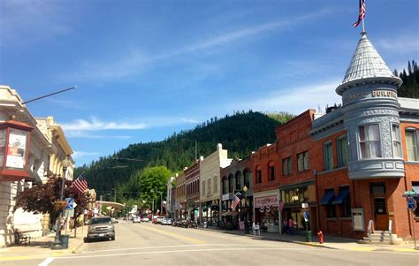 On The Town Nation by Our Time In Wallace And Coeur D Alene Idaho