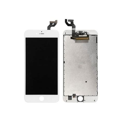 iphone 6s plus lcd screen assembly white