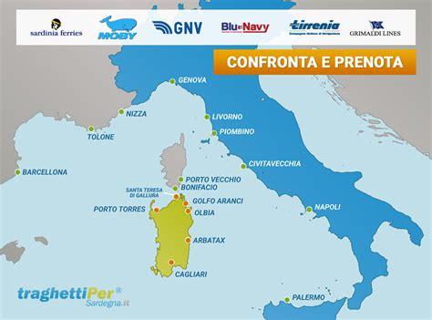 traghetti sardegna porto torres genova traghetti sardegna prenota i biglietti con