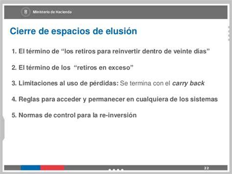 ley 20780 sobre reforma tributaria publicada el 29 de red iberoamericana de responsables de pol 237 tica fiscal ley
