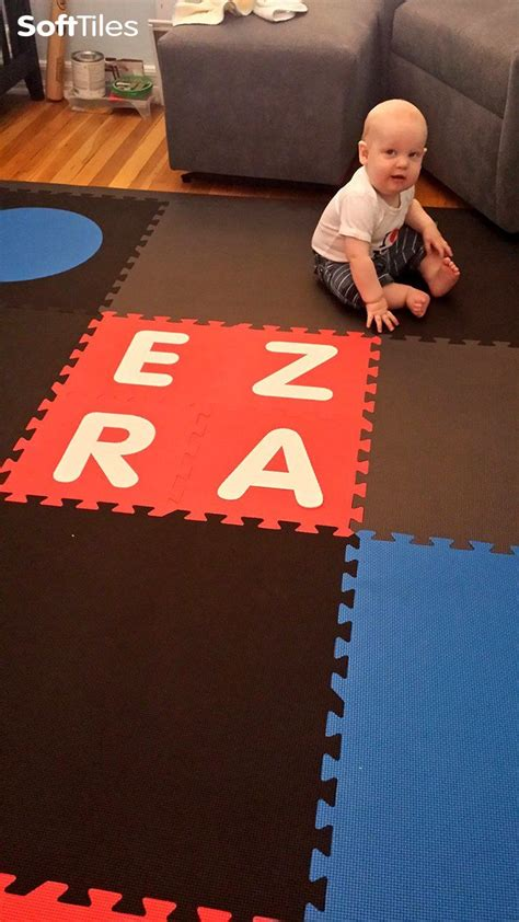 Foam Mats For Playroom by 1000 Images About Custom Name Softtiles Playroom Foam Mats On