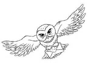 great horned owl coloring page coloring home