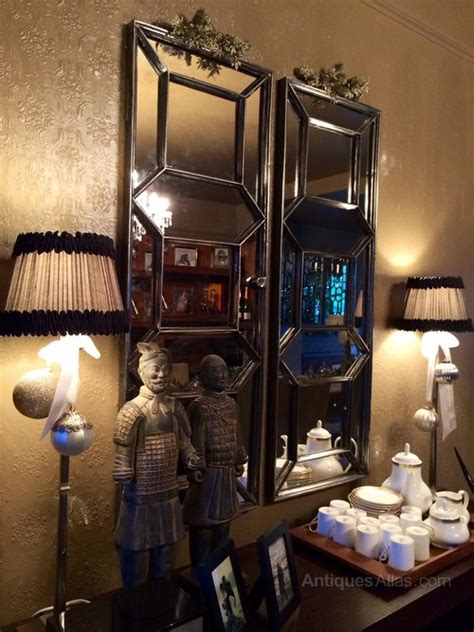 antique decorative wall mirror panel set antiques atlas decorative unique architectural wall