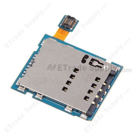 Tablet Samsung Pake Sim Card samsung galaxy tab 10 1 p7500 sim card reader contact