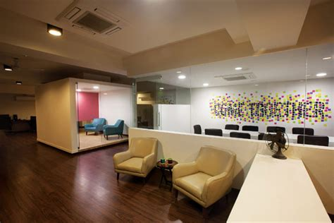Advertising Agency Name Inspires Creative Design Concept White Canvas Offices Freshome Com
