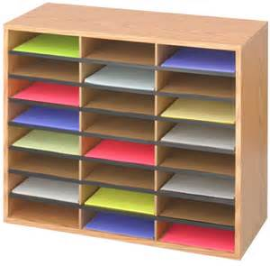 paper organizer shelves cheap card board boxes more discount and lower price