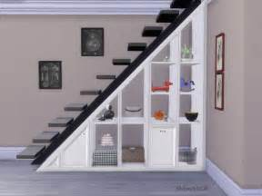 shinokcr s under stair shelves and deco spiralstair