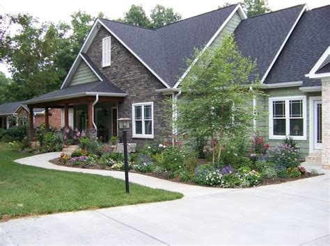 Landscape Ideas Ranch House Ranch Landscaping Design Ideas Ideas For Front Yard
