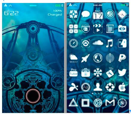 how to change themes for iphone 5 ios 7 jailbreak themes new ios 7 cydia winterboard