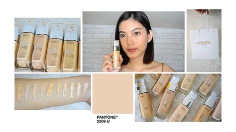 L Oreal True Match Foundation Indonesia loreal true match liquid foundation beige