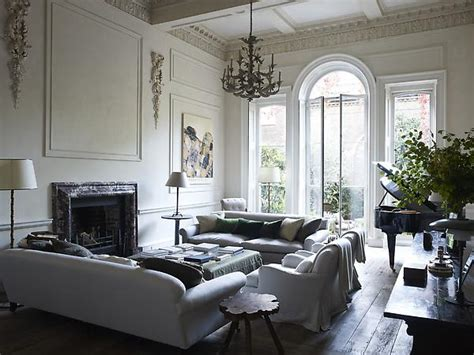 chic home interiors elegant london home by designer rose uniacke 171 interior