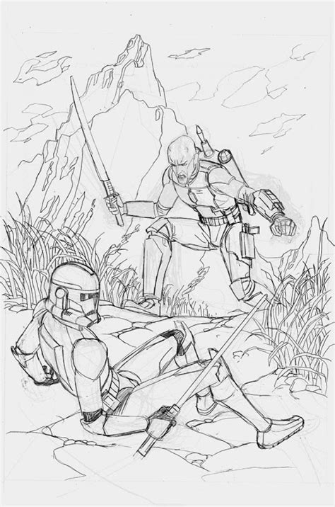 coloring pages of star wars the clone wars star wars the clone wars coloring pages