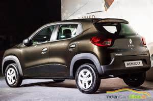 Renault Kwild Renault Kwid Review Impressions
