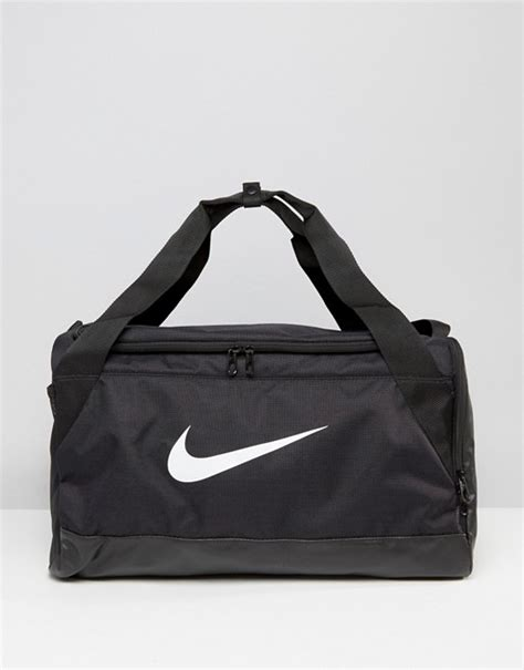 Design Custom Nike 010 nike nike small brasilia holdall bag in black ba5335 010