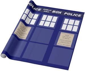 doctor who printable wrapping paper tardis doors wrapping paper go doctor who