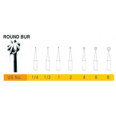 Bur Highspeed Rubber Rhs 1 dental instrument ġ