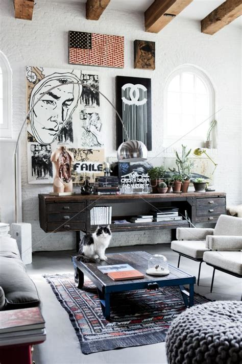 industrial modern living room design best 25 industrial living rooms ideas on industrial house loft interiors and