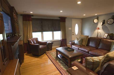warm  inviting living room gramophone