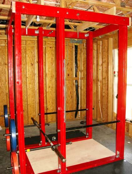 Wood Power Rack by Pdf Diy Wooden Power Rack Wooden Plate Rack