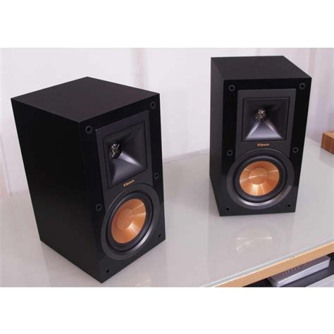 klipsch r 15m bookshelf speaker shemaroo home theatre