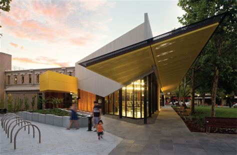 new generation bendigo library australian design review