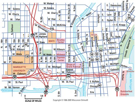 map of milwaukee map of south milwaukee afputra