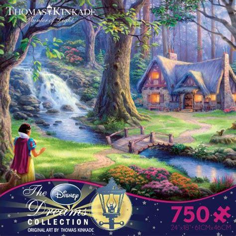 1449453562 thomas kinkade the disney dreams ceaco thomas kinkade the disney dreams collection snow