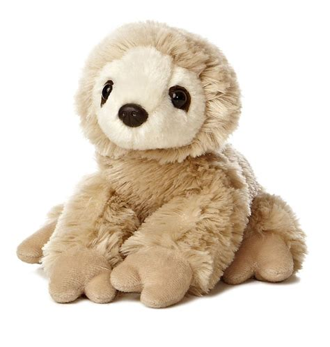 aurora mini flopsie plush cuddly soft toy teddy kids gift