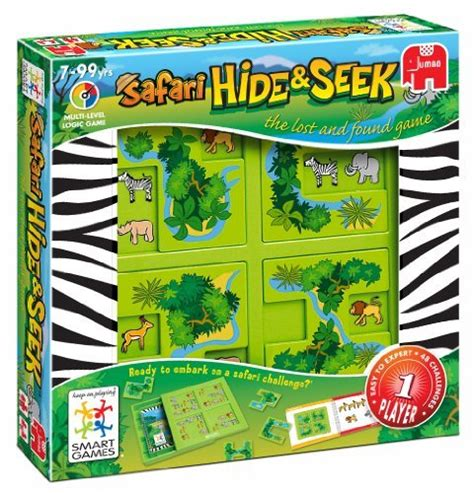 Safari Hide Seek browse the puzzle shop