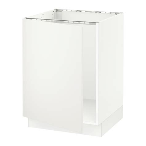 ikea kitchen cabinet assembly sektion base cabinet for sink white h 228 ggeby white ikea