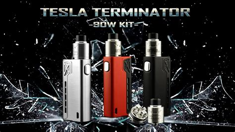 Sale Tesla Terminator 90w tesla terminator 90w antman rda review oceanrisevapors