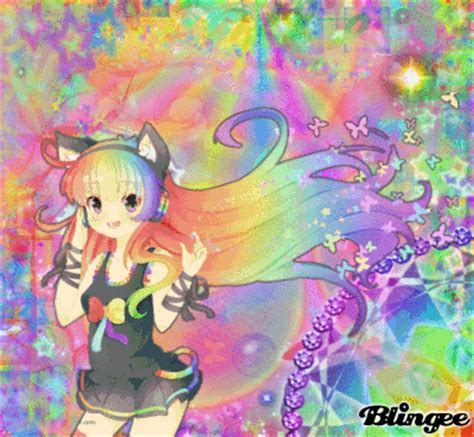 colorful anime colorful anime picture 131057332 blingee