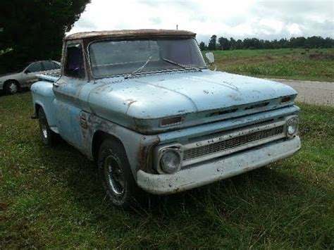 short bed truck cer craigslist 1966 chevy short bed stepside pickup truck 350 auto for