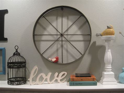 diy wall decor as cheap and easy solution for decorating