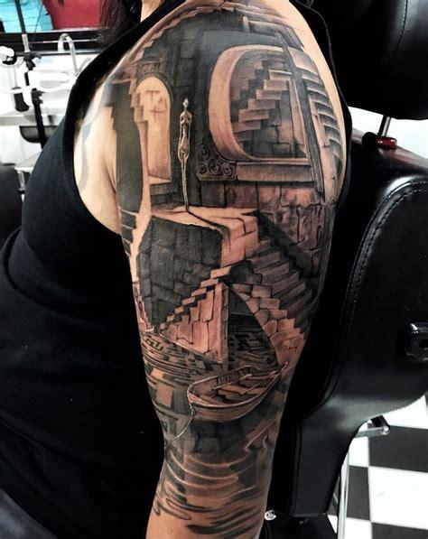 labyrinth tattoo designs labyrinth arm and tatoo